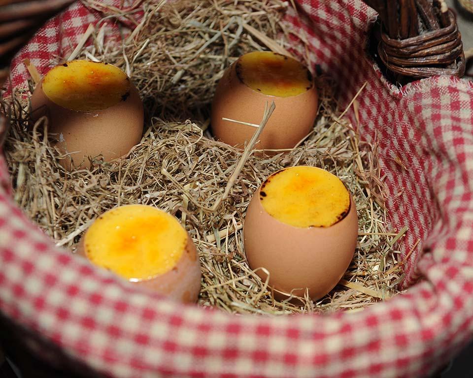 Purnells Restaurant Eggs